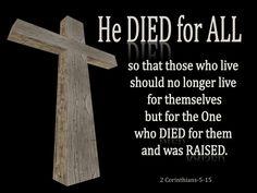 2 Corinthians 5:15