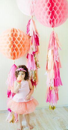 Geromino Inspired Pom Poms | The Sweet Lulu Blog