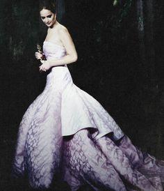 Jennifer Lawrence Dior Oscar