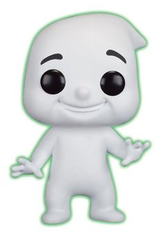 GHOSTBUSTERS 2016 POP VINYL FIGURE - ROWAN'S GHOST (GLOW IN THE DARK) (LIMITED EDITION) - Archonia.com