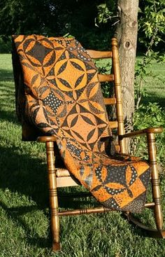"Quilt from the book, ""Garden Club"" (from Blackbird Designs: One Stitch at a Time)"