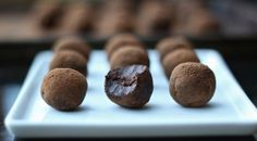Calling all chocoholics (and avocado freaks)—these vegan Chocolate Avocado Truffles have it all!