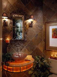 Paradise Valley Powder Bath