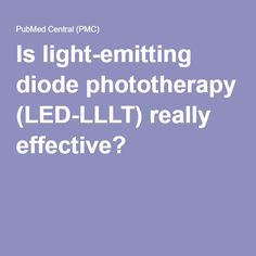 #holistic #newage is LED photon light therapy really effective?