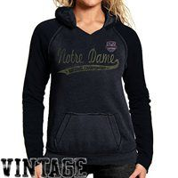 Notre Dame Fighting Irish Ladies 2013 BCS National Championship Game Bound Two-Toned Pullover Hoodie!
