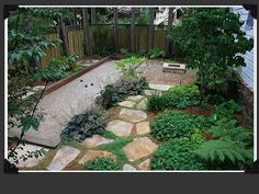 Small Bocce court in back yard. By Paxton Gate Landscape Design-Build