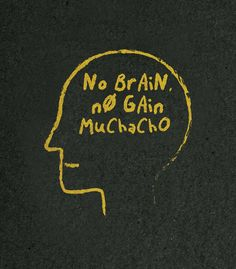 14 best tshirt images on pinterest t shirts all alone and cushion camiseta no brain no gain de not ordinary fandeluxe Images