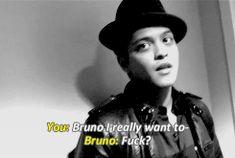 Lovers Bruno Mars