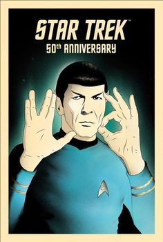 50 – Live Long and Prosper – Rocco Malatesta
