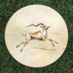 Gazelle Drum