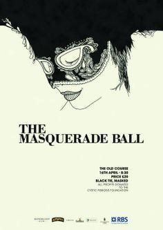 Masqueade Ball Poster 2010 509x720 Pixels