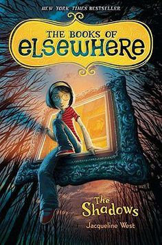 The Shadows -- first in the Books of Elsewhere series. Lots of fun, mystery and suspense for kids.