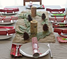 """""""Gatherings"""" Holiday Table"""