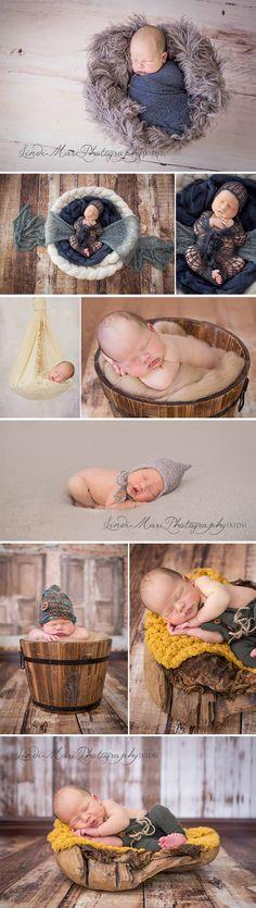sleepy newborn boy by Lindi-Mari Photography for Maternity and Newborn Photography Perth