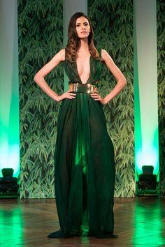 Défile Alexandre Delima Haute couture Automne-hiver 2014-2015 - Look 13