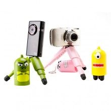 DigiDudes always ready, always steady! - Was £10.99...Now Only £5.00!!  The DigiDude is a funky, portable camera tripod and key chain...with attitude!  Simply screw off your Dude's head and pull out his retractable legs for the perfect on-the-go camera mount.  - See more at: http://www.chunkiemunky.com/products/DigiDudes.html#sthash.StiC072T.dpuf