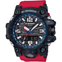 CASIO G-SHOCK RESCUE RED GWG-1000RD-4AJF MUDMASTER