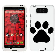 Motorola Droid Ultra Maxx Paw Print Phone Case Cover $8.99