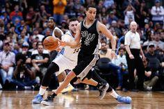 Denver Nuggets vs. San Antonio Spurs - 1/5/17 NBA Pick, Odds, and Prediction