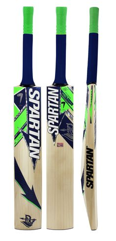 Grade 1 English Willow Cricket bat with minimal concaving and maximum edges for stability across the hitting zone.  Designed in conjunction with M.S. Dhoni.    MS Dhoni is arguably the most popular and definitely the most scrutinised cricketer from India. He has done so through a unique home-made batting and wicketkeeping technique, aswell as a style of captaincy that scales the highs and lows of both conservatism and unorthodoxy.  MS Dhoni has captained India in all three forms of the game…