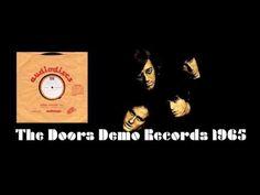 The Doors Moonlight Drive [Demo-World Pacific Studios,1965]
