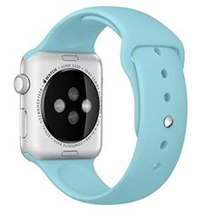 Apple Watch Band, Perman Sports Comfort Smooth Silicone Smart Watch Replacement Bracelet Strap Band Watchband for Apple Watch 38mm Sky Blue https://www.carrywatches.com/product/apple-watch-band-perman-sports-comfort-smooth-silicone-smart-watch-replacement-bracelet-strap-band-watchband-for-apple-watch-38mm-sky-blue/  - More Festina ladies watches at https://www.carrywatches.com/shop/wrist-watches-for-women/festina-watches-for-women/