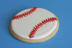 Baseball Cookies and a Winner! – Bee In Our Bonnet Baseball Cookies, Baseball Mom, Cupcake Cookies, Sugar Cookies, Cupcakes, Bakery Cakes, Cookie Decorating, Decorating Ideas, Reveal Parties