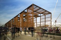Expo Milão 2015: Pavilhão do Brasil por Fernando Guerra