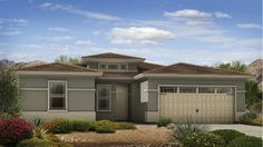 The Landmark collection is coming to Belmonte in #Chandler on Friday, Feb. 28 with homes ranging from 2,043 to 3,659 square feet. #grand #opening #new #home #Arizona