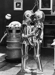 Robot love 1978 by hastingsgraham