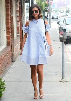 MeMe london - Lucy Mecklenburgh Shopping in West Hollywood / Latest Press
