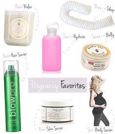 Pregnancy Favorites