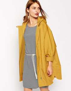 Sessun+Summer+Nana+Hooded+Parka+in+Ceylon+Yellow