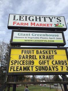 Leighty's Flea Market – Duncansville, PA 16635 Vacation Trips, Vacation Spots, Day Trips, Vacations, Vacation Ideas, Altoona Pennsylvania, Lancaster Pennsylvania, Horse Care Tips, Planting Vegetables
