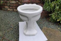 Shanks Vintage Art Deco High Level Toilet – DragonQuarry Antiques & Restoration