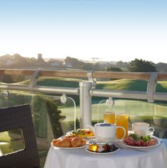 St Mellion International Resort, Cornwall.