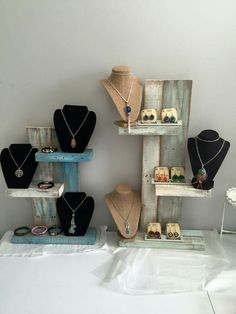 Lovely Jewellery display, ideal for shops or fairs.