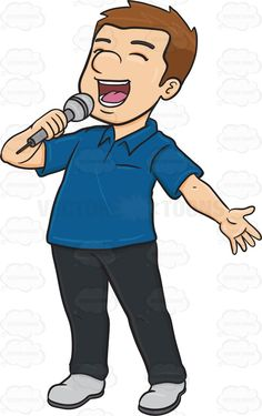 A man singing cheerfully into a microphone #activity #audible #audio #auditorycommunication #auditorysensation #beat #cheerful #compose #composer #composing #composition #createmusic #dynamicmicrophone #enjoy #enjoying #euphony #fun #glee #grownup #handheld #happy #individual #instrument #joyful #karaoke #makesound #male #maleperson #melody #mic #microphone #music #musical #musicalinstrument #musicaltime #musician #notes #person #pitch #play #playing #rhythm #sing #singing #single #song…