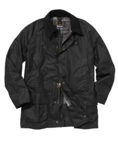 The Barbour Bristol Jacket. A perfect all weather winter coat.