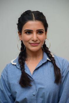 Actress Samantha Stills At Oh Baby Movie Press Meet - Tollywood Stars