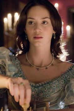 The Young Victoria (2009) - Emily Blunt as Victoria. Scene Still.