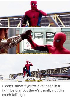 Spiderman everyone :)