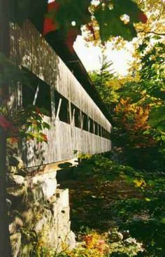 bridges are great-old covered bridges are the best