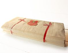 3  French Metis Linen Sheets  New Old Stock by LaLoupiote on Etsy, $150.00