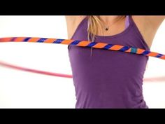 ▶ How to Hula Hoop around Your Chest | Hula Hooping - YouTube