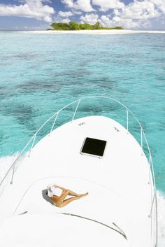 Luxury Day Charters offers clients an affordable option to experience life aboard a luxury yacht