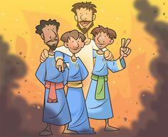 """""""Daniel na Cova dos Leões"""" 1- Objetivo: Ensinar às crianças a terem fé para orar em qualquer situação. 2- Quebra-Gelo: Brincadeira das balas. Esconda as balas, o suficiente para todas as crianças n..."""