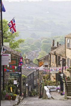 Haworth, Bradford,West Yorkshire, UK