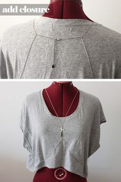 DIY #body #chain. Read the tutorial at Chictopia's blog.