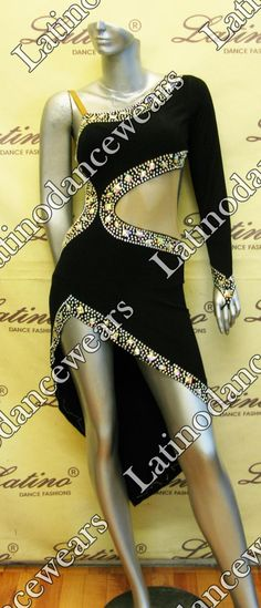 LATIN SALSA COMPETITION DRESS LDW (LT713) LATIN-SALSA-COMPETITION-DRESS-LDW-LT713 Latino Dancewears